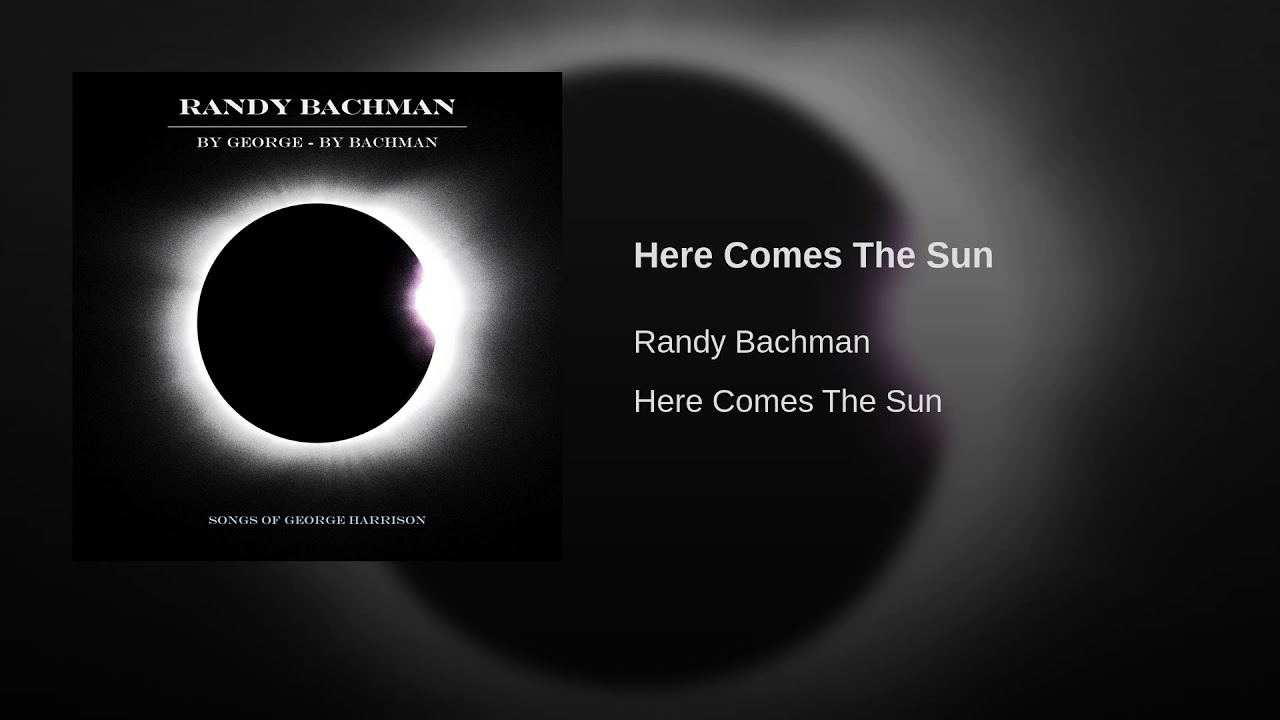 Randy Bachman goes to the edge with new tribute to George Harrison