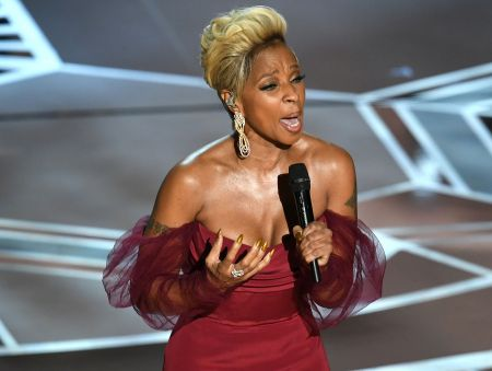 Mary J. Blige takes stage at the 90th Academy Awards, makes Oscar history