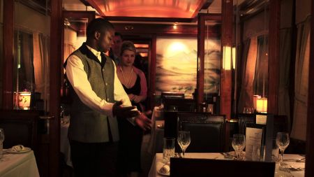 The 2018 Denver Travel & Adventure Show: All aboard for South Africa's Blue Train