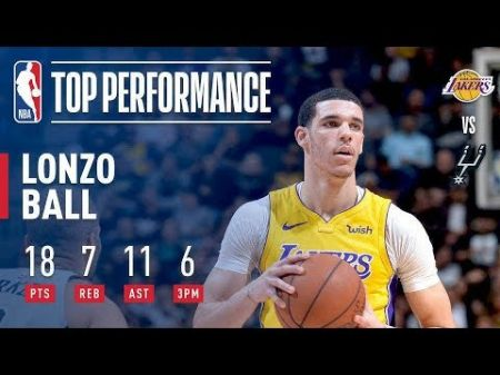 Lonzo Ball making Los Angeles attractive free agent destination