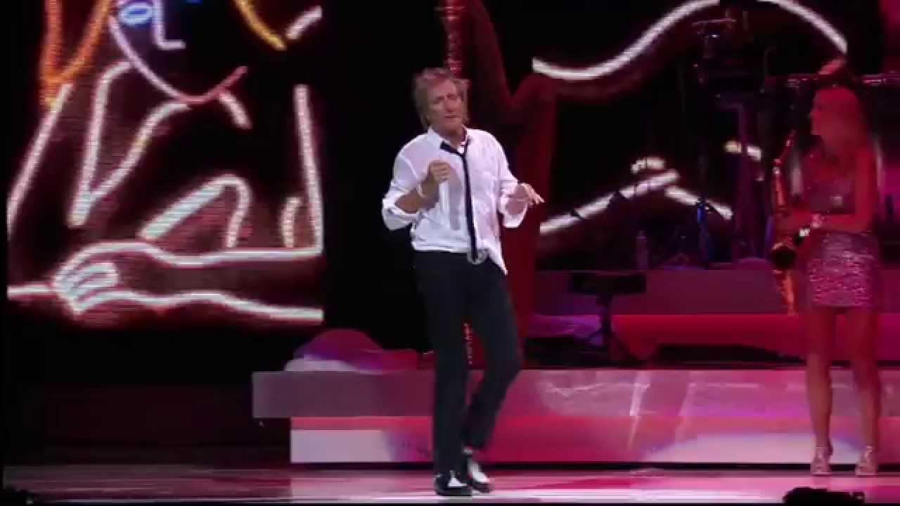 Rod Stewart unveils details about new studio album 'Blood Red Roses'