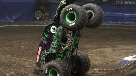 Monster Jam Arena Tour coming to Broadmoor World Arena in Colorado Springs