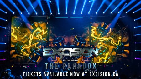 Excision bringing the Paradox back to Colorado for October Red Rocks show