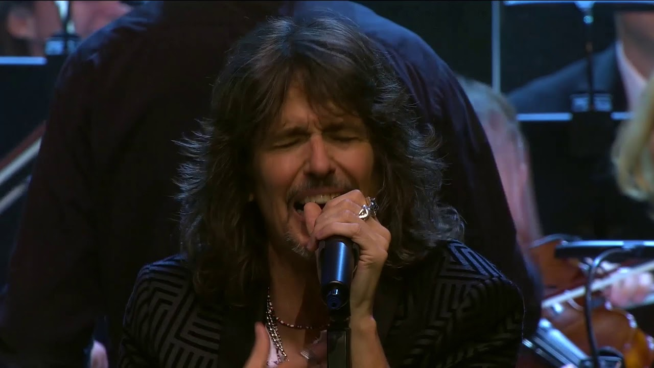 Watch: Foreigner debuts video for 'Double Vision' from upcoming live orchestral set