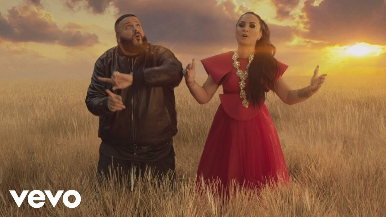 Watch: DJ Khaled and Demi Lovato drop video for 'A Wrinkle in Time' collab 'I Believe'