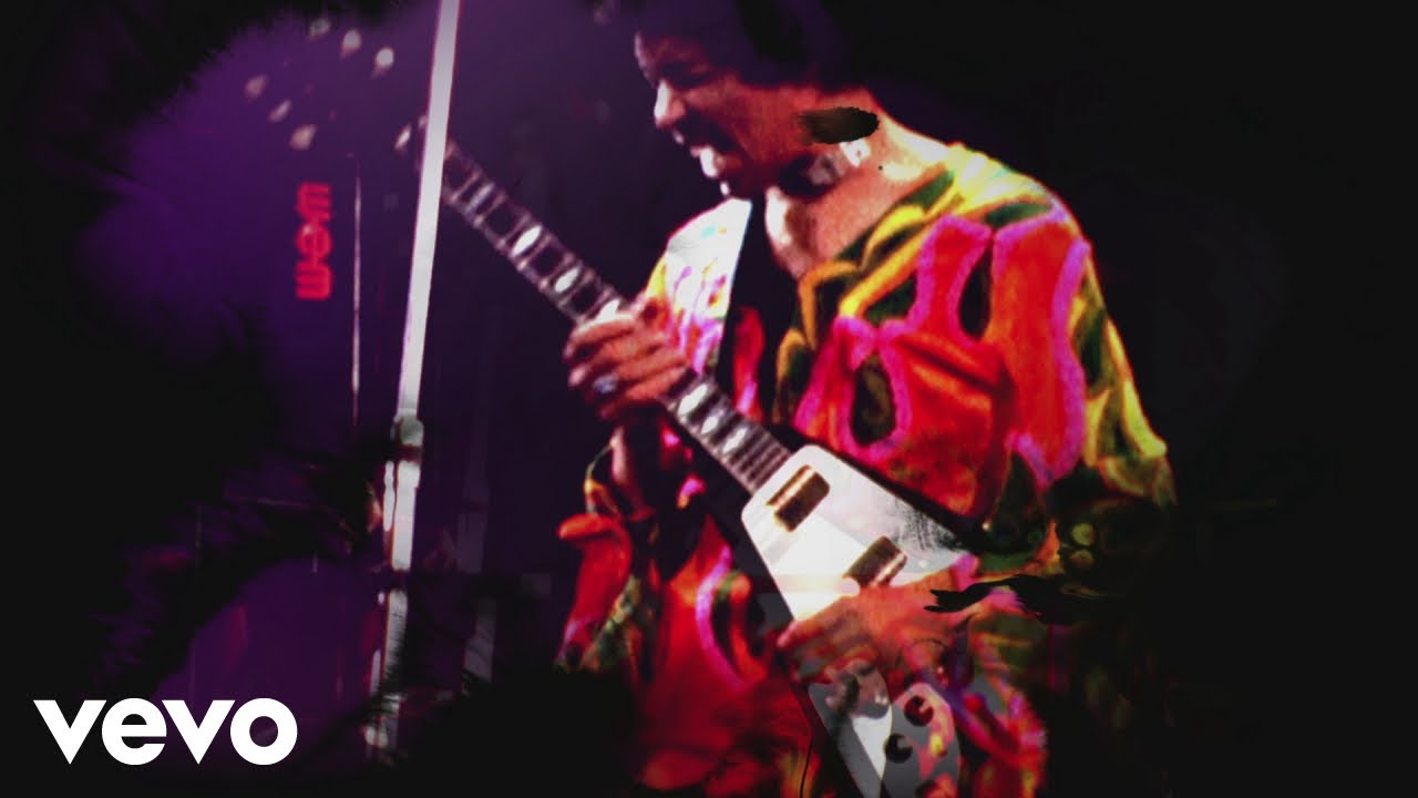 Watch Jimi Hendrix shred in video from new album 'Both Sides of the Sky'