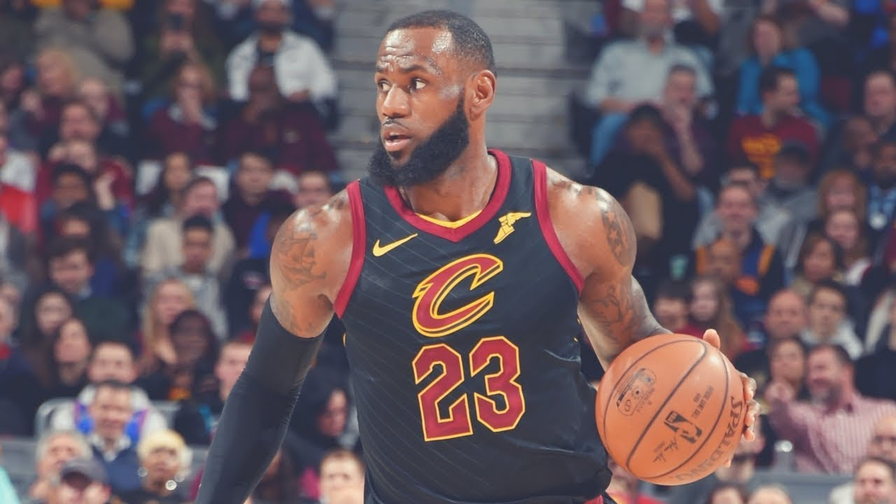 LeBron James not focused on impending free agency