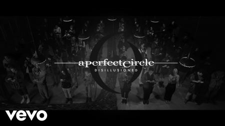 WATCH: A Perfect Circle takes on smartphone culture in video for 'Disillusioned'
