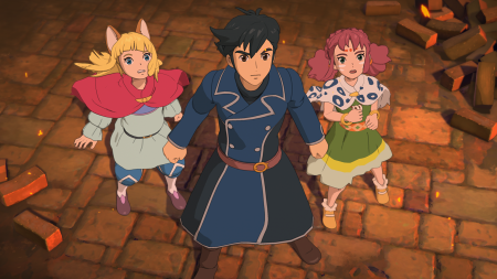 Ni no Kuni II: Revenant Kingdom  releases on March 23 and is just one of the games to look forward to in March.