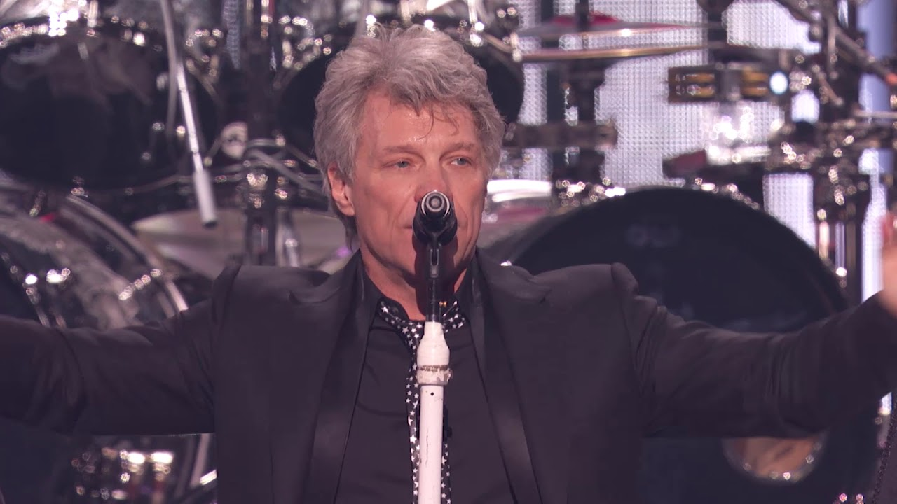 Watch: Bon Jovi accepts Icon Award at 2018 iHeartRadio Music Awards