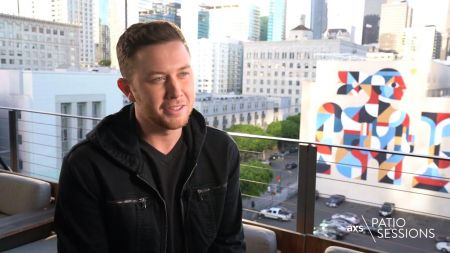 AXS Patio Sessions: Scotty McCreery plays new songs, talks new album