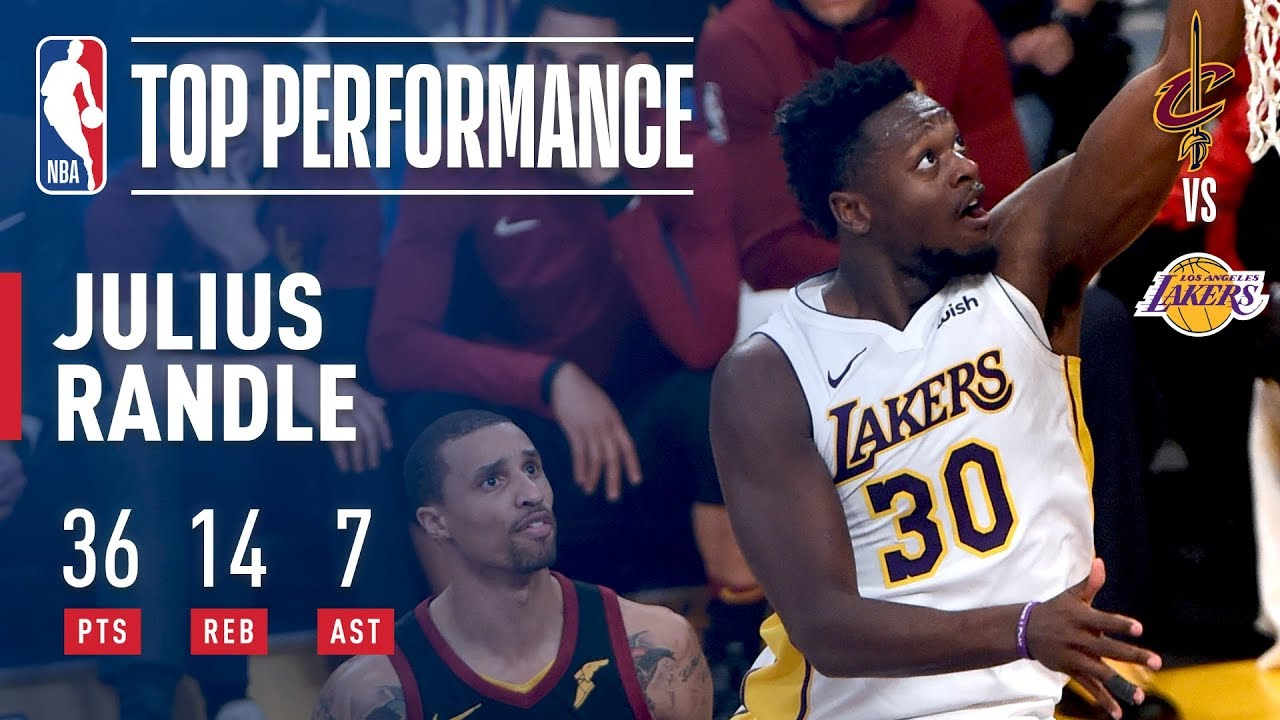 Los Angeles Lakers pitch LeBron James with win