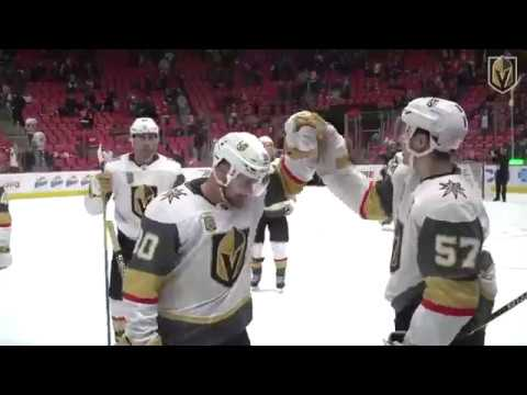 Golden Knights Weekly Wraparound: Closing in on Pacific Division title