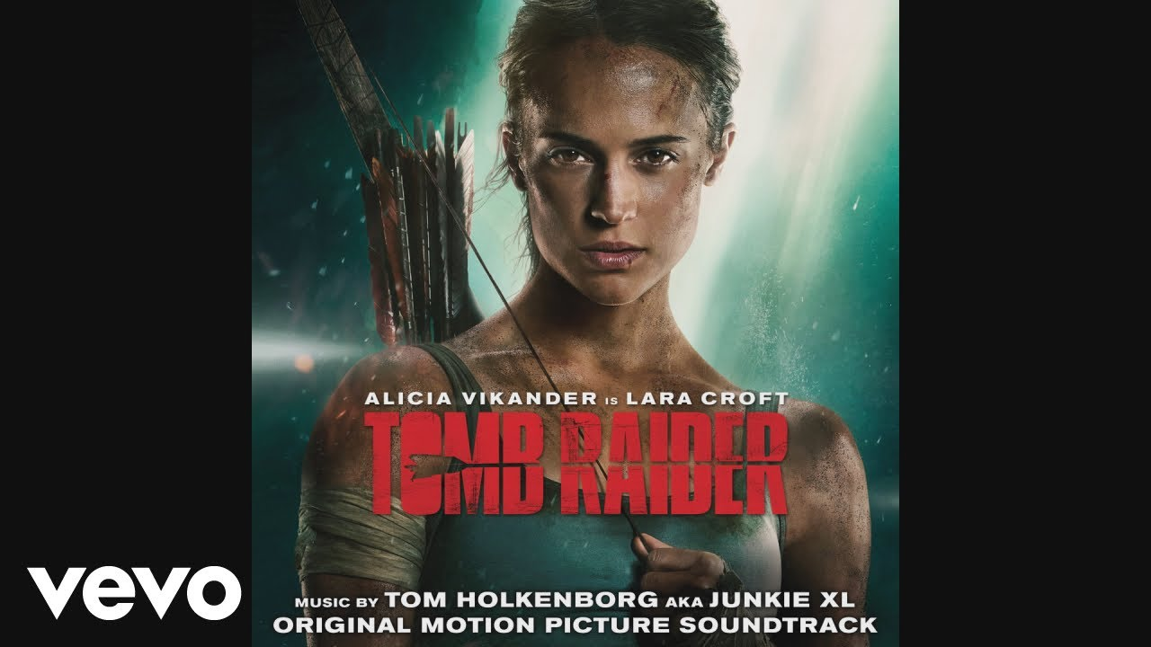 Listen: Junkie XL returns with 'Tomb Raider' soundtrack