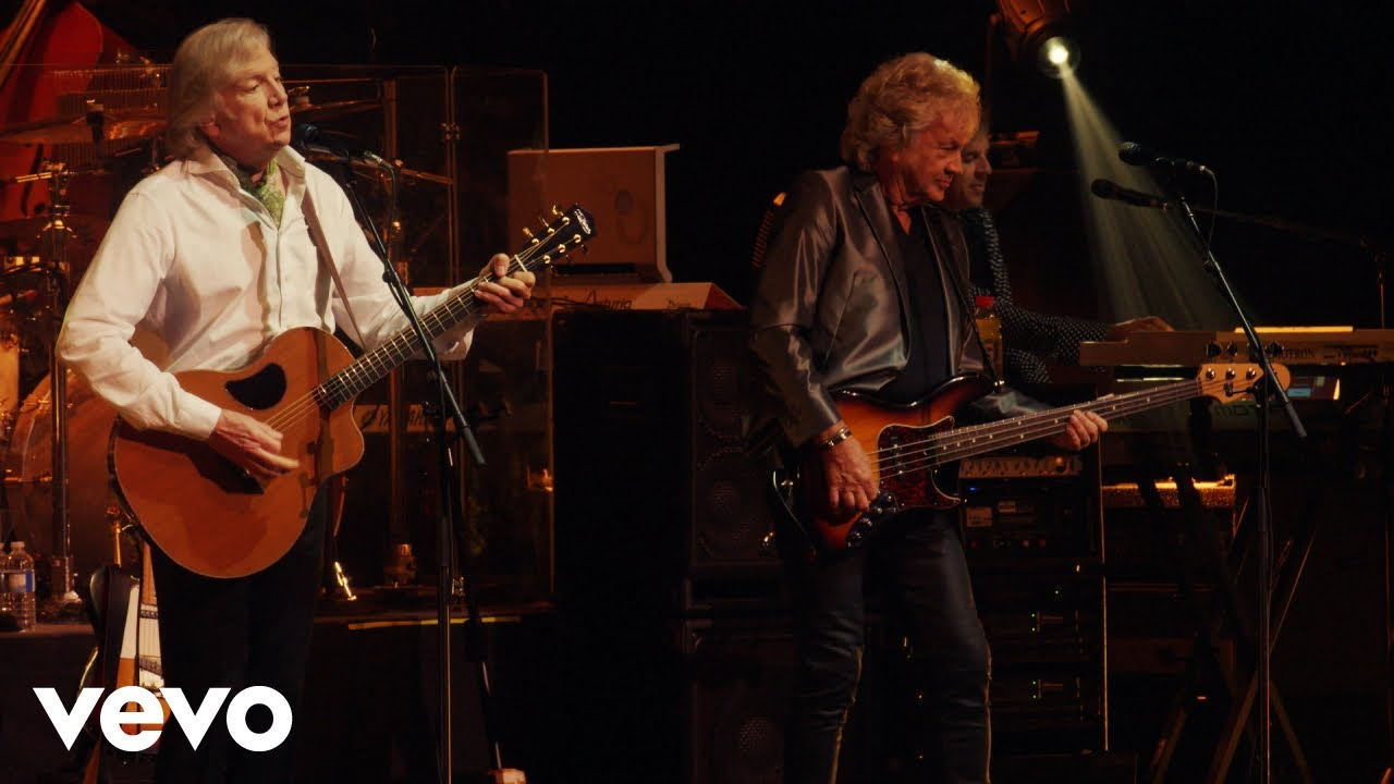 Moody Blues show Rock Hall power on live album, video - AXS