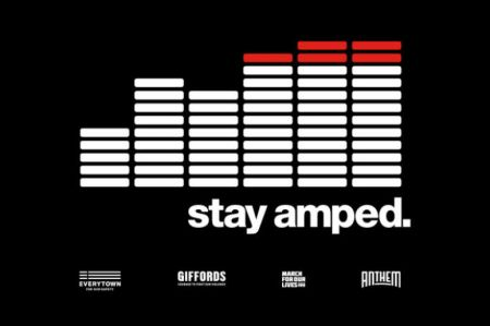 Stay Amped: A Concert to End Gun Violence poster