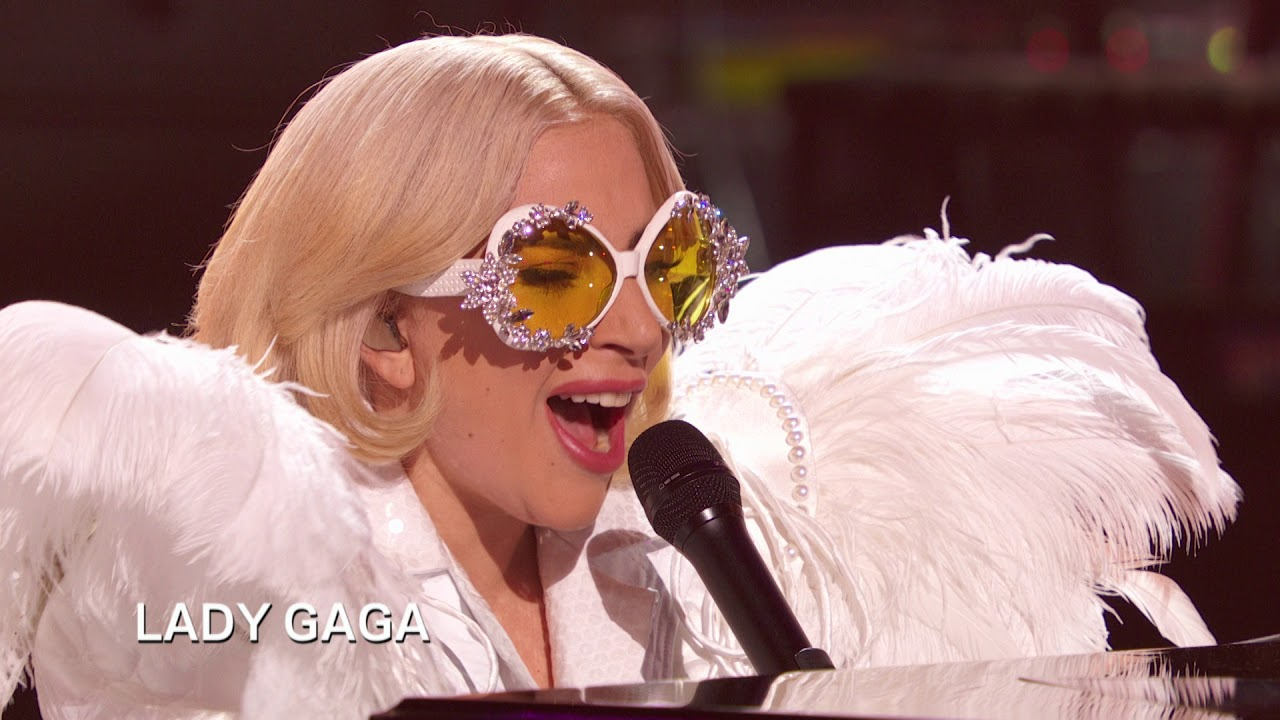 Lady Gaga, Willie Nelson, Mary J  Blige and more cover Elton
