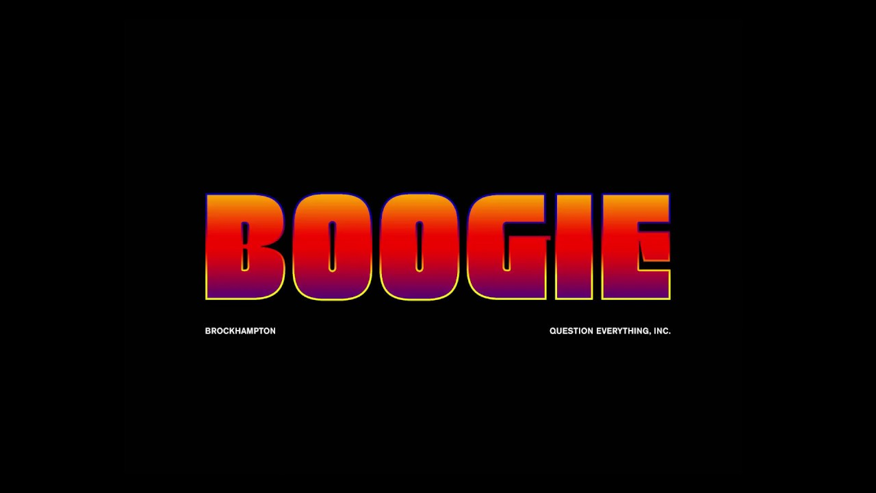 BROCKHAMPTON announce Stereo Spirit Tour