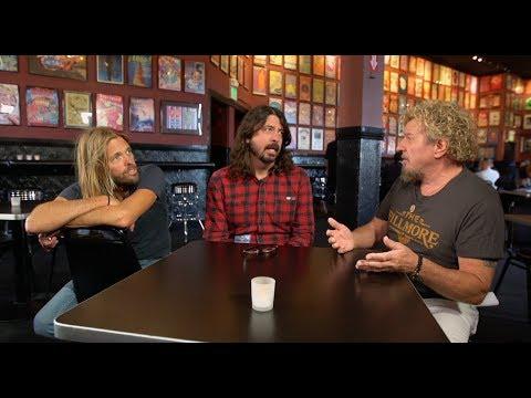 'Rock & Roll Road Trip with Sammy Hagar' returns for season 3 on April 8 on AXS TV