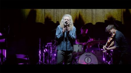 Robert Plant chats with Dan Rather on season premiere of 'The Big Interview' on AXS TV