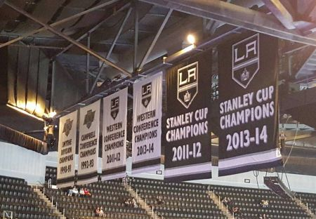 Jonathan Quick factored heavily in Kings Stanley Cup glory