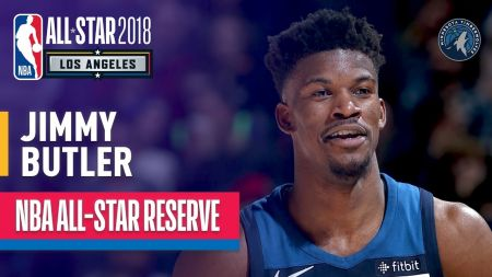 Jimmy Butler hoping to return to Minnesota Timberwolves before playoffs