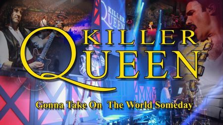 Killer Queen returning to Red Rocks on 25th anniversary tour