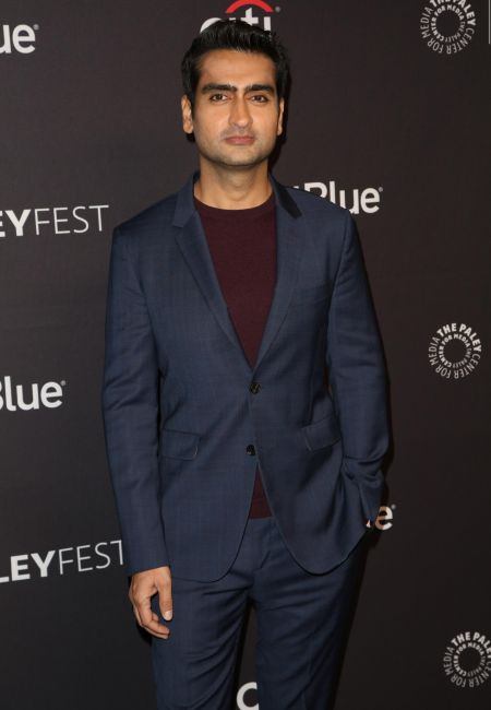 HOLLYWOOD, CA - MARCH 18: Kumail Nanjiani arrives at PaleyFest LA 2018 honoring 'Silicon Valley,' presented by The Paley Center for Media, a
