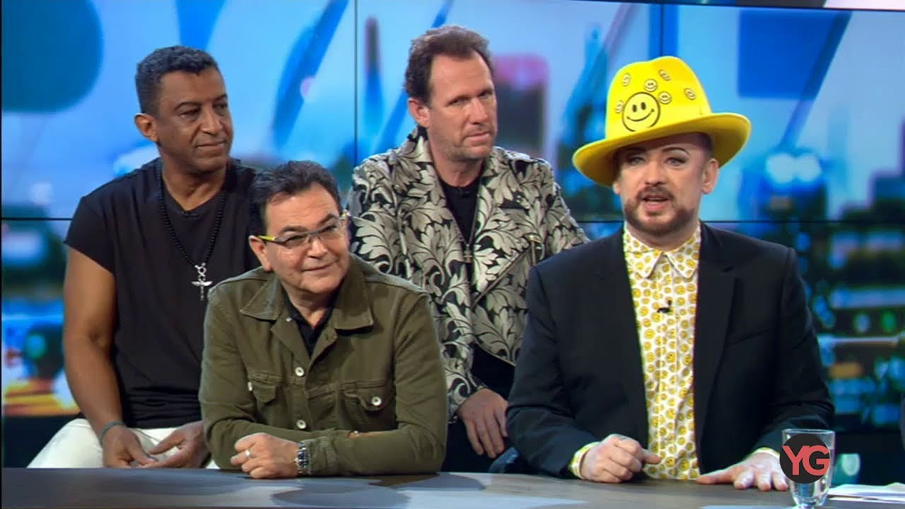 Boy George and Culture Club team up with The B-52s for The Life summer tour