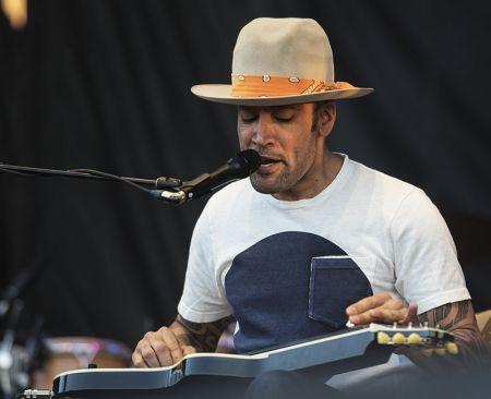 Ben Harper at the 2017 Beale Street Music Festival