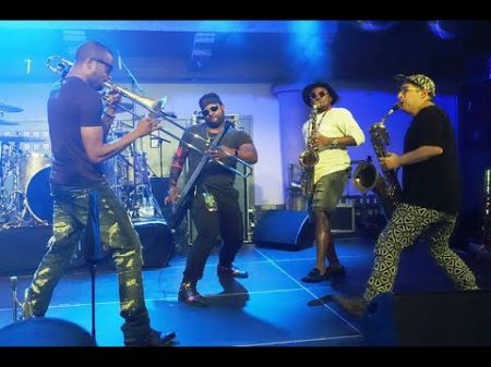 Trombone Shorty, Galactic, Cyril Neville and more bring New Orleans to Red Rocks