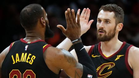Kevin Love boosts Cleveland Cavaliers in return