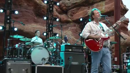 Widespread Panic will play its 60th show at Red Rocks this summer