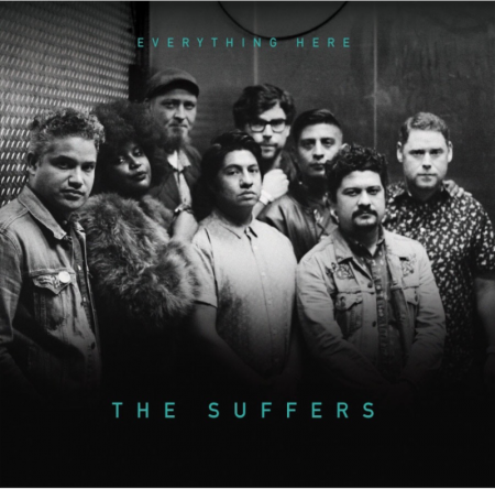 Contemporary funk/soul band The Suffers have announced the upcoming summer release of their sophomore album,Everything Here.