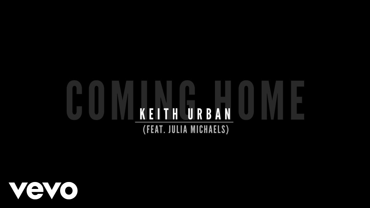 Listen: Keith Urban teams with Julia Michaels on new song 'Coming Home' from 'Graffiti U'