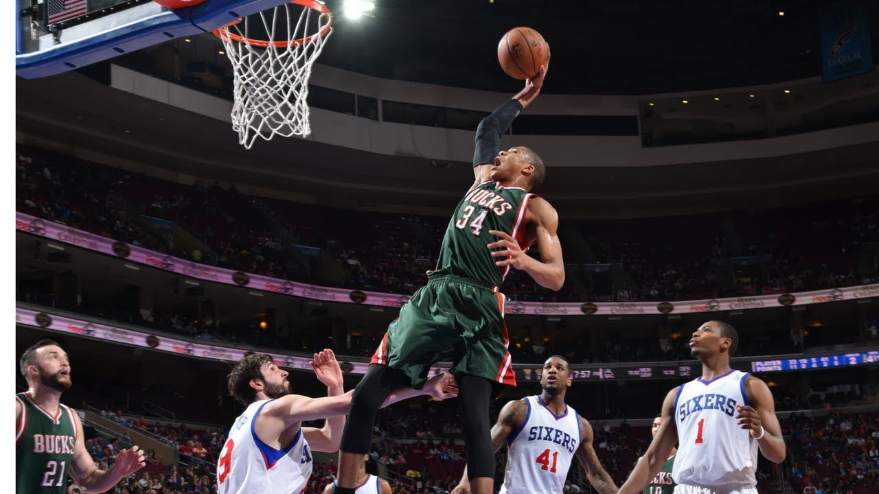 Giannis Antetokounmpo listed as doubtful with ankle injury