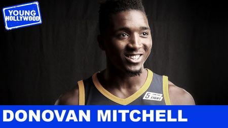 """Watch: Utah Jazz star Donovan Mitchell featured in """"Rookie On The Rise"""""""