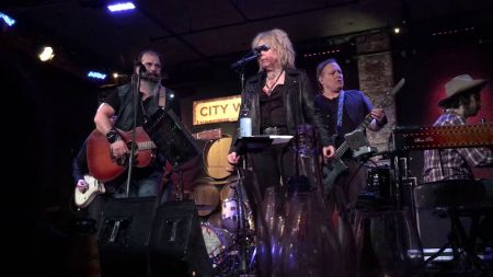 Lucinda Williams, Steve Earle, and Dwight Yoakam dropping by Red Rocks for LSD Tour