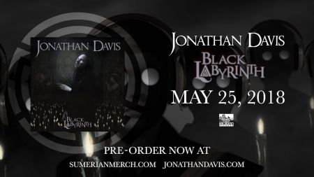 Jonathan Davis of Korn previews new album 'Black Labyrinth'