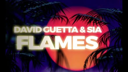 Listen: David Guetta and Sia reunite for new single 'Flames'