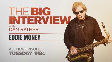 Sneak peek: Eddie Money opens up to Dan Rather on 'The Big Interview' March 27 on AXS TV