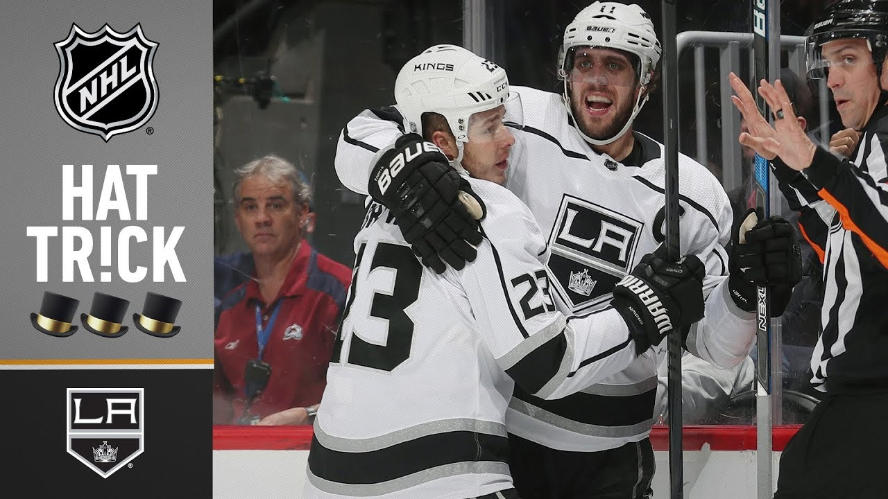 Kopitar has career night in Kings win over Avalanche - AXS
