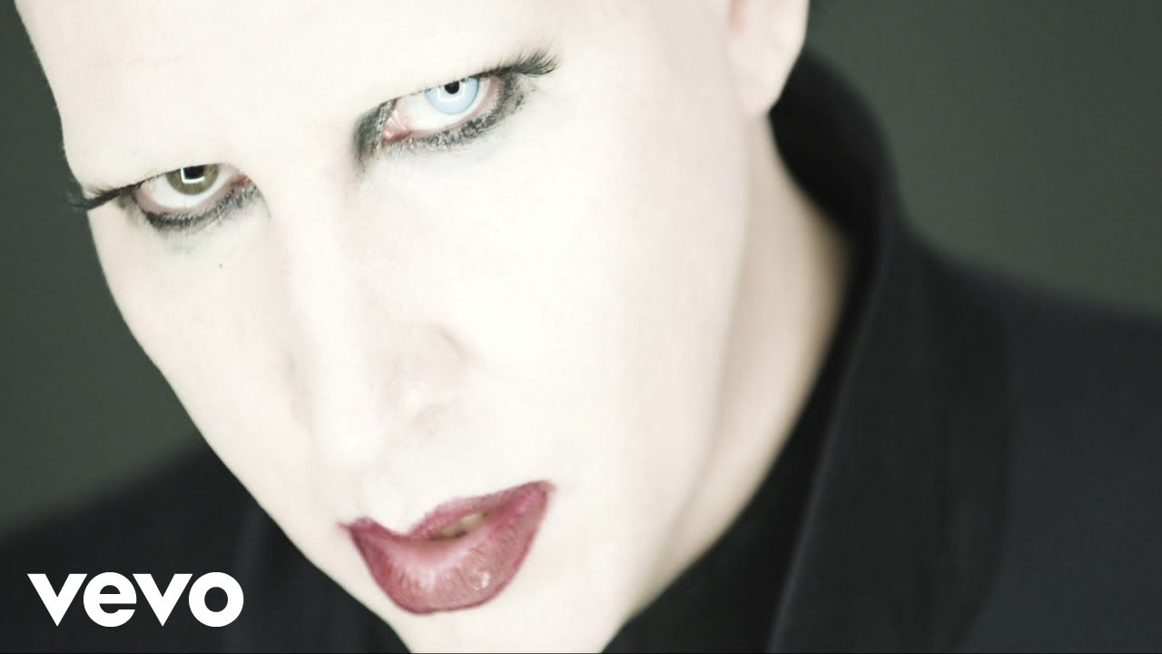 Watch: Marilyn Manson debuts video for 'Tattooed In Reverse' featuring Courtney Love