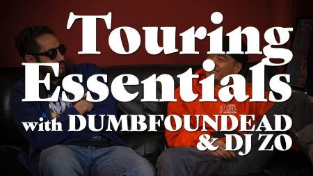 Watch Dumbfoundead and DJ Zo pack the essentials for life on the road