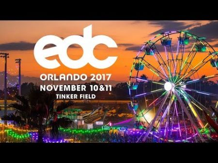 Electric Daisy Carnival (EDC) Orlando returns in November 2018