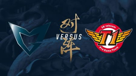 Samsung Galaxy sweep reigning champs SK telecom for 2017 League of Legends World Championship win