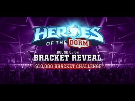 Heroes of the Dorm 2018 finals headed to Blizzard Arena Los Angeles