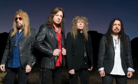 Interview: Stryper's Michael Sweet discusses the band's new album, 'God Damn Evil '