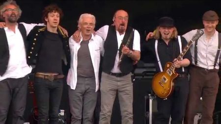 Jethro Tull to release huge 50th anniversary compilation '50 for 50'