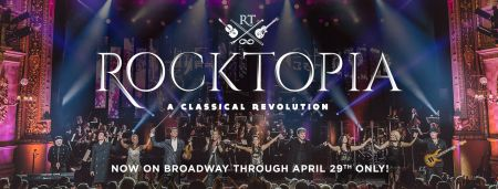 Review: Rocktopia fuses classical music and classic rock into one extraordinary performance